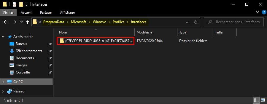 Résolution du WiFi qui ne se connecte pas automatiquement sous Windows 10
